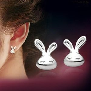Jewelry - NEW cute rabbit stud earrings